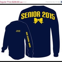 January Saving 15% OFF SENIOR CLASS Shirts from Southern Made