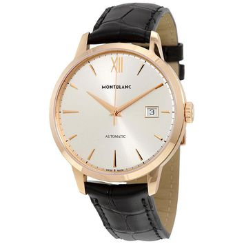 Montblanc Meisterstuck Heritage Automatic Mens Watch 111874