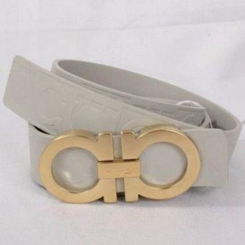 SALVATORE FERRAGAMO Girls Boys Belt