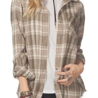 Rip Curl Open Skies Flannel Shirt | Nordstrom