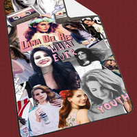 "Lana Del Rey collage 5c52855b-eafc-435a-abc6-98fd4c6570c1 Kids Blanket Game Blanket All Character Popular Game, Cute and Awesome Blanket for your bedding, Blanket fleece ""NP"""