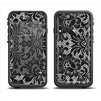 The Black and White Lace Pattern10867032_xl Apple iPhone 6/6s LifeProof Fre Case Skin Set