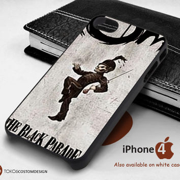 Vintage Rock My Chemical Romance Skull Skeleton Bone for iPhone 4/4S, iPhone 5/5S, iPhone 6, iPod 4, iPod 5, Samsung Galaxy Note 3, Galaxy Note 4, Galaxy S3, Galaxy S4, Galaxy S5, Galaxy S6, Phone Case