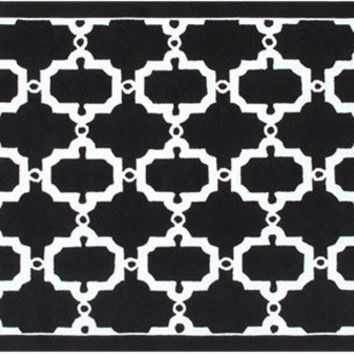 Hyperion Indoor/Outdoor Durable Rug design by the Walt Disney Outdoor Collection