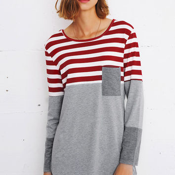Cupshe Treat You Better Splicing Top