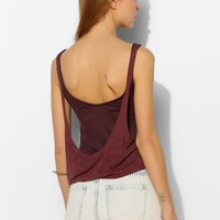 Silence + Noise Bubble Tank Top - Urban Outfitters