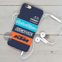 KTM TLD Team iPhone Case Cover Series