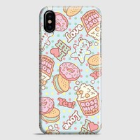 Love Birds iPhone X Case