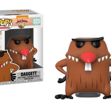 Daggett Funko Pop! Animation Nickelodeon Angry Beavers