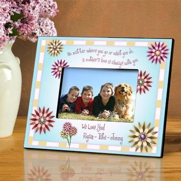 Mothers Poem Frame -Mother's Love Is Always With You