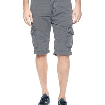 True Religion Dean Cargo Mens Short - Pavement