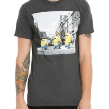 Minions Crossing T-Shirt