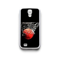More Than Basketball Custom Case for Samsung Galaxy S3/ S4/ S5 (white samsung galaxy S4)