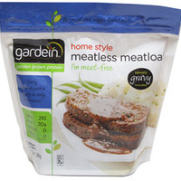 Homestyle Meatless Meatloaf by Gardein