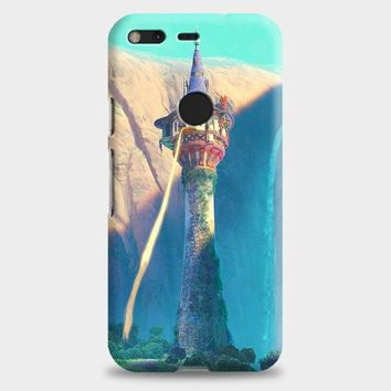 Tangled Starts With The Sun Google Pixel XL 2 Case