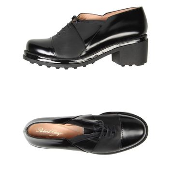 Robert Clergerie Lace-Up Shoes