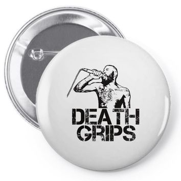 Death Grips Pin-back button