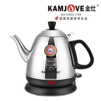 MDIG9GW [GRANDNESS] Kamjove E-400 Kamjove Electric Tea Kettle 0.8L 220V 1000W 304 stainless steel electric tea pot kettle teapot