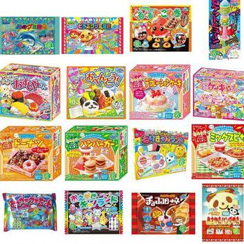 Japanese Popin Cookin Pizza.Kracie Pizza Kitchen Cookin Happy Japanese DIY handmade Toy Christmas gift