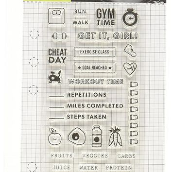 Hero Arts Kelly's Fitness Planner