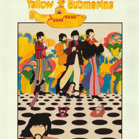 Yellow Submarine 11x17 Movie Poster (1968)