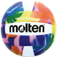 Molten Tye Dye Camp Print Indoor/Outdoor Volleyball | DICK'S Sporting Goods