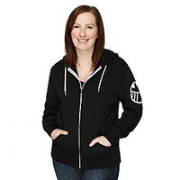 Exclusive SHIELD Logo Unisex' Zip-Up Hoodie