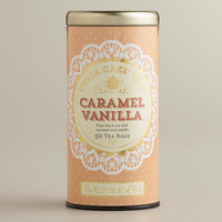 The Republic of Tea Caramel Vanilla Cuppa Cake Tea, 50-Count | World Market