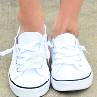 Summer Breeze Sneakers - White