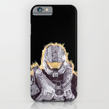 Halo Master Chief iphone case, smartphone