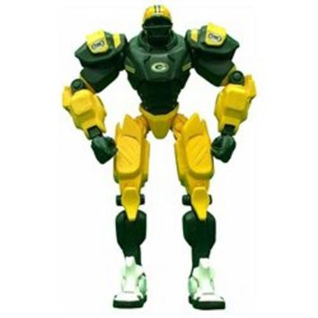 "NFL - Foam Fanatics NFL 10"" Team Cleatus Robot - Green Bay Packers"
