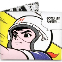 Dynomighty Men's Speed Racer Mighty Wallet