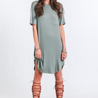 Mother Earth Midi Dress