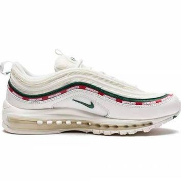 LMFNO Undefeated x Nike Air Max 97 OG 20 YEARS  Running Shoes AJ1986-1006
