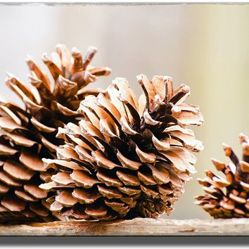 Best Pine Cone Art Products on Wanelo