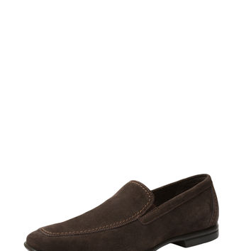 Nylo Suede Loafer