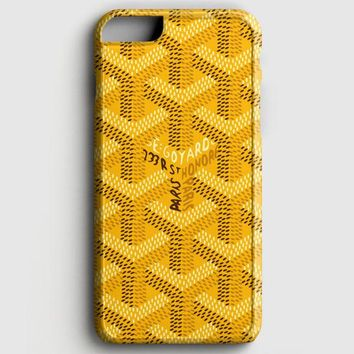 Goyard Destkop Wallpaper iPhone 7 Case