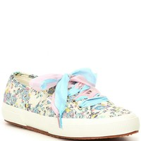 Superga X LoveShackFancy 2750 Floral Sneakers | Dillard's