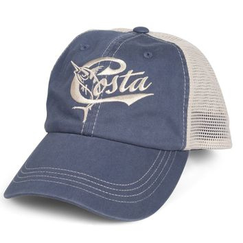 Retro Trucker Hat by Costa