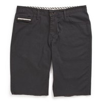 Vans Boys AV Covina Short (New Charcoal)