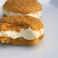 Perfectly Pumpkin Creme Limited Edition Cookie-Wiches -1 Dozen