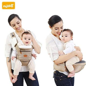 surper economic baby carrier hipseat backpack sling wrap toddler breathable cotton rider canvas classic children suspenders