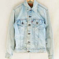 Vintage Levis Faded Jean Jacket - Urban Outfitters