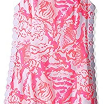 Lilly Pulitzer Little Girls' Mini Mila Shift