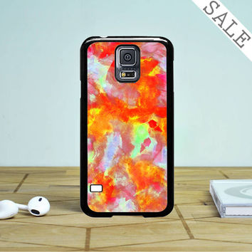 Watercolor Colorfull 2 Samsung Galaxy S5 Case