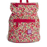 Gola Liberty Exclusive to ASOS Dunaway Betsy Backpack in Raspberry
