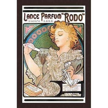 "Lance Perfume ""Rodo"" (Paper Poster)"