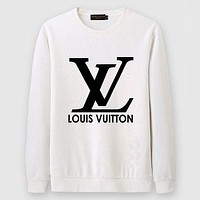 Louis Vuitton Women or Men Fashion Casual Loose Top Sweater