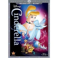 Cinderella (Diamond Edition) (2 Discs) (DVD/Blu-ray) (Restored / Remastered)