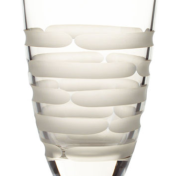 Optical Swirl Highball - Vietri